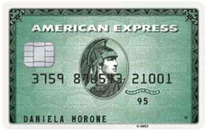 Carta Verde American Express