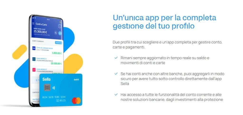App Conto Sella