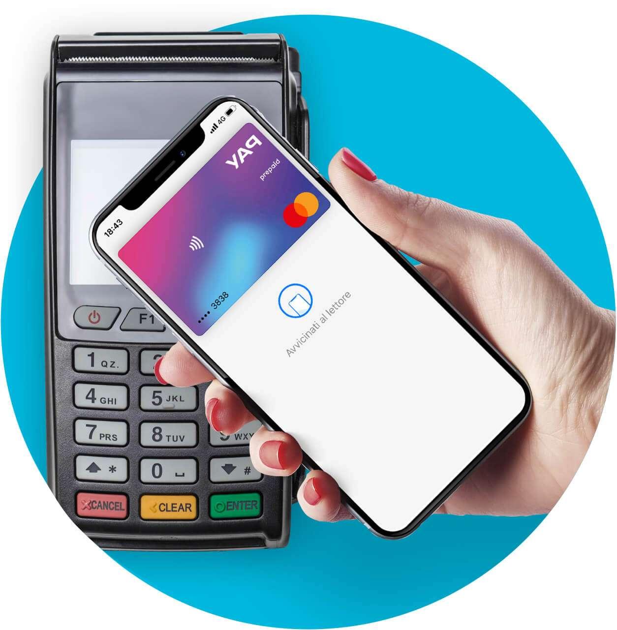 YAP: pagamenti tramite smartphone